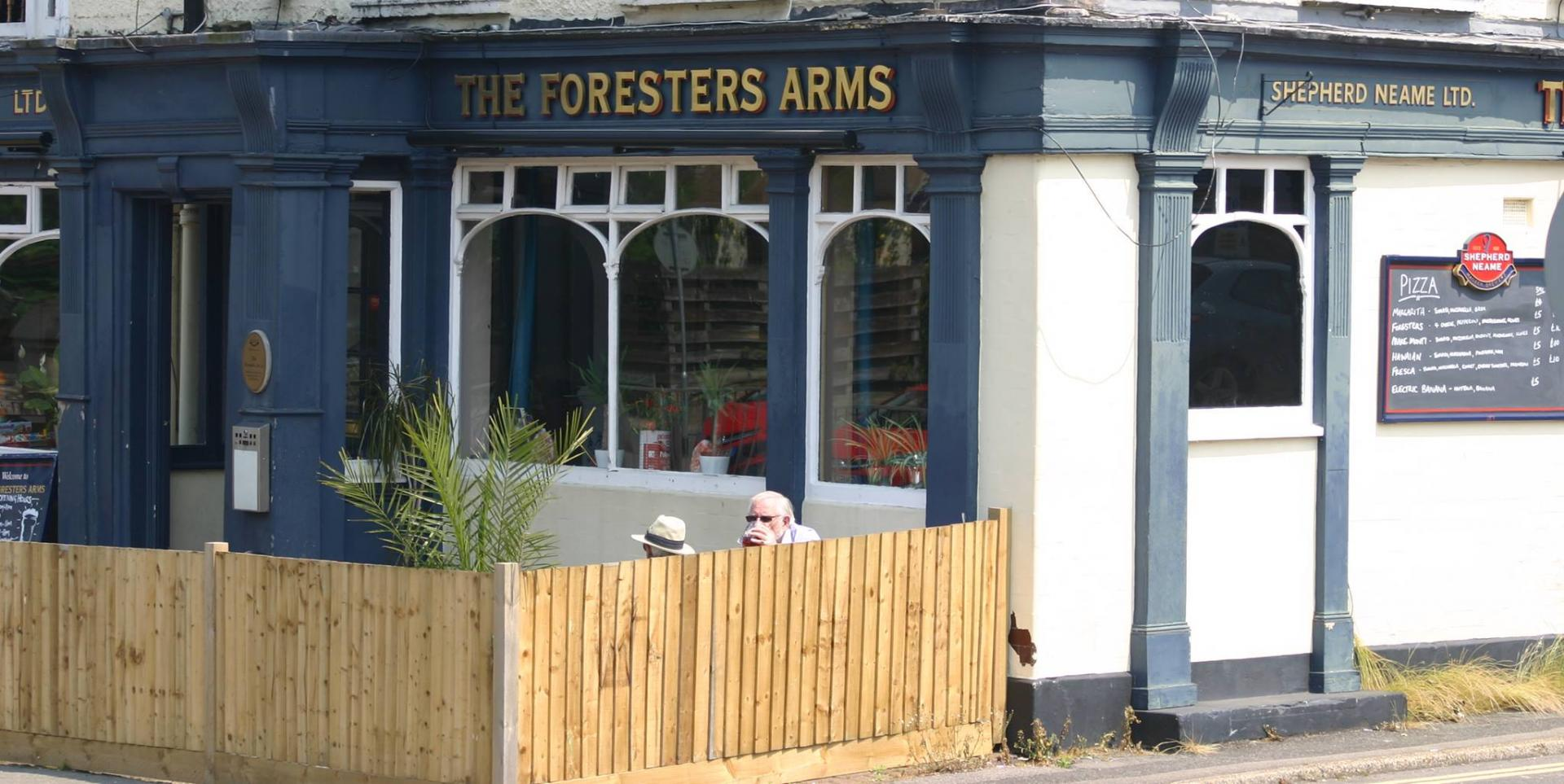 Foresters Arms - Tonbridge - Exterior
